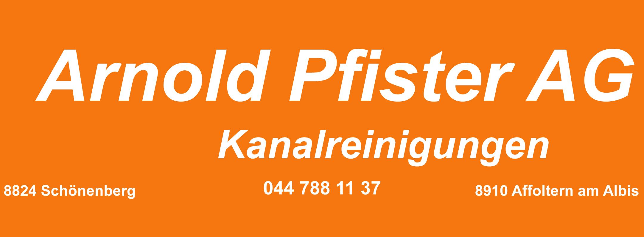 Arnold Pfister